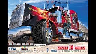 18 Wheeler American Pro Trucker - O Jogo de Caminhoneiro para Dreamcast