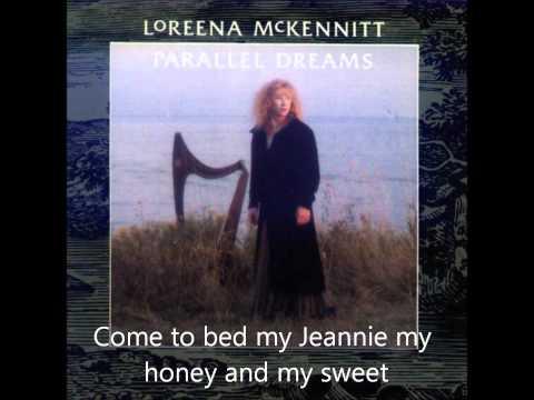 Loreena Mckennitt's Annachie Gordon with lyrics