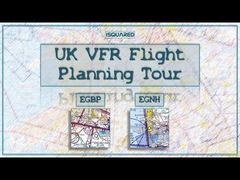 UK VFR PPL Flight Planning [2018]