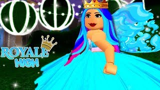 SO MANY OPTIONS | Royale High Update 👑 New Hair Colors and Animations | Roblox