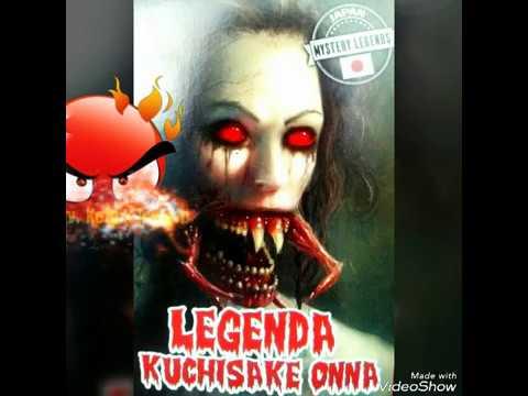 Download 520 Gambar Hantu Kuchisake Onna Paling Bagus