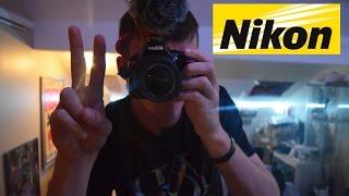 The Perfect Vlogging Camera (Nikon coolpix S6900 vs. Nikon D3300)