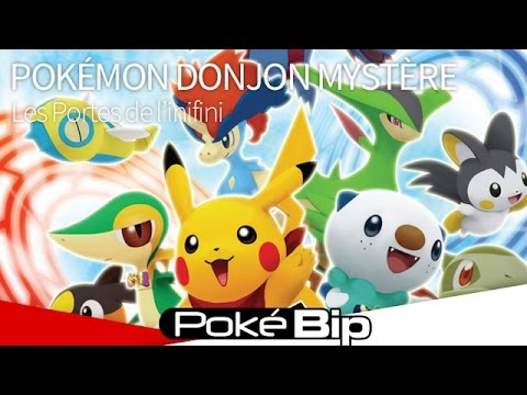 Pok mon donjon myst re les portes de l 39 infini bande - Pokemon donjon mystere les portes de l infini ...