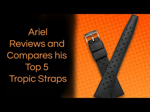 Ariel Reviews And Compares 5 Tropic Straps From 5 Brands
