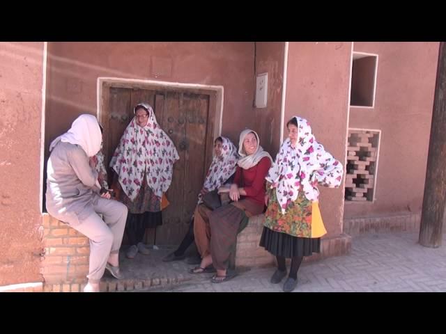 Ruta por  Abyaneh en Irán imprescindible visita a esta localidad de adobe Patrimonio de la Humanidad