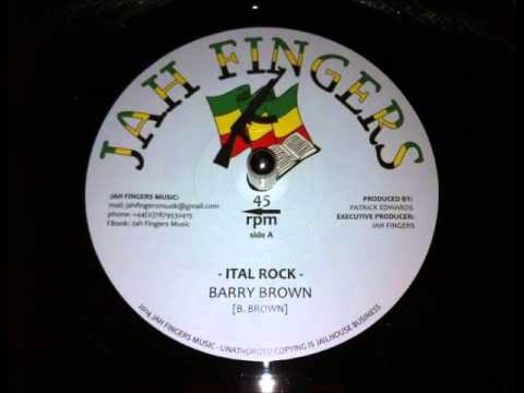 Barry Brown - Ital Rock