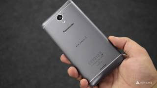 Panasonic Eluga Ray X unboxing and review