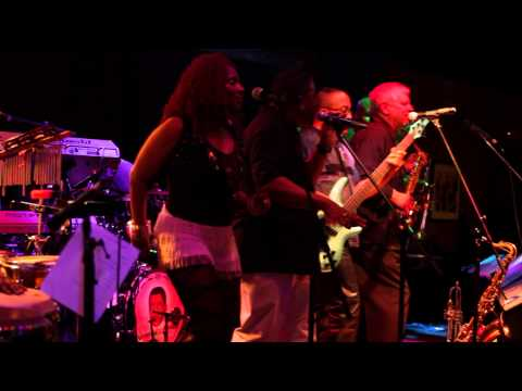 Breakwater - Work It Out  (LIVE @ THE SAVOY!!!)