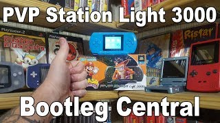 PVP Station Light 3000 - Bootleg Central - Ep. 20 - Unboxing/Review!