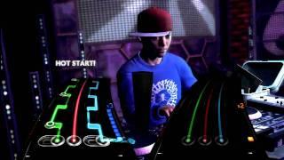 DJ Hero 2 | DJ Qbert Spinning MSTRKRFT Bounce Remix #1 XBox 360 Activision