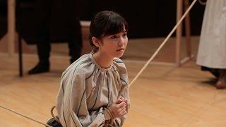 AKB48 島崎遥香 ぱるる 手首を縛られ何におびえる?「劇場霊」恐怖カット2連発 thumbnail