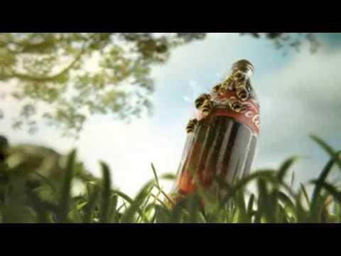 Coca Cola's New Open Happiness Ad (HQ Verson)
