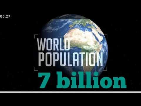 World population fully describe