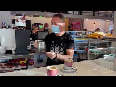 Un café solo… o acompañado