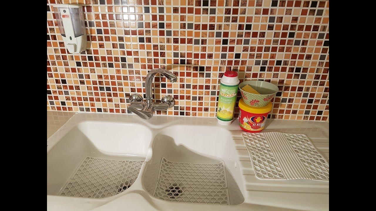 حاجز القضية وضع طريقة تنظيف مغسلة المطبخ الرخام Dsvdedommel Com