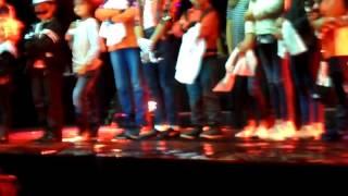 MJ Live Tribute Concert Guatemala - Jalles Franca, Axel Emmanuel