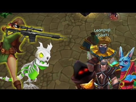 PvP Rogue Level 58 DUELS!! Arcane Legends