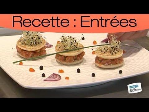recette-facile-:-mini-burgers-de-saumon-mariné