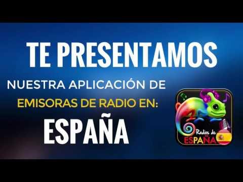 Emisoras de Radio Españolas (Muy buena aplicación de Radios de España)