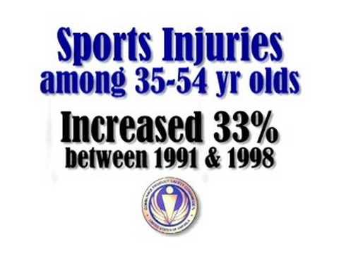 Weekend Warrior Sport Injuries