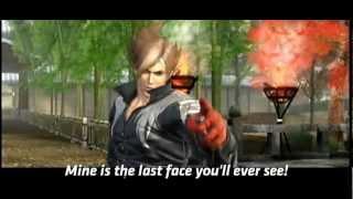 "Gambar cover Tekken Tournament 2013 Trailer - ""Won't Back Down"""