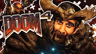 BECOMING A DEMON?! - DOOM 4 BETA with Vikk, Simon & Josh