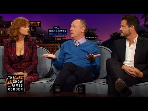 White House Stories w Matt Walsh, Josh Hopkins & Susan Sarandon