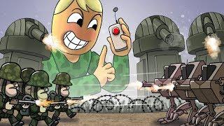 BASE VS BASE VS BASE VS BASE WAR! (Roblox Conquer the World)