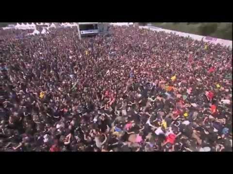 Mass Hysteria   Hellfest 2013   P4 + Furia (un joyeux bordel) Arte