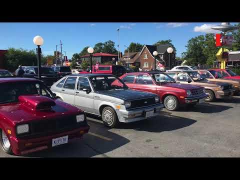 2nd Annual Canadian Chevette Meet