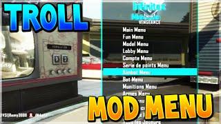 troll avec le mod menu bo2
