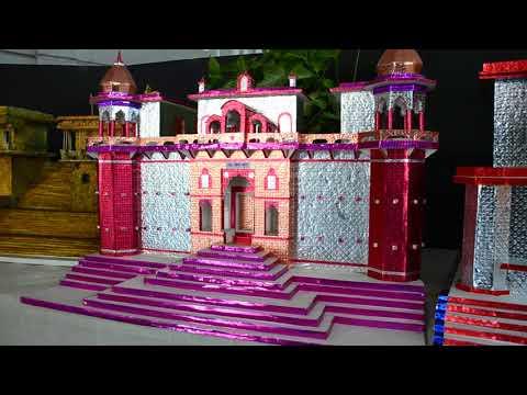 Art and craft exhibition Mahatma Gandhi Kashi Vidyapeeth Varanasi
