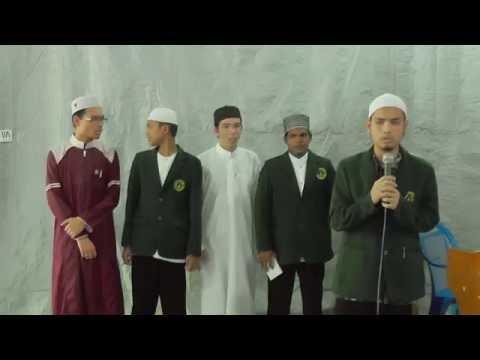 LATIHAN DRAMA BAHASA ARAB | Pon.Pes Darullughah Wadda'wah