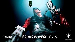 Paragon - [Primeras impresiones] Gameplay Español Twinblast 1080@60