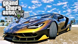 Grand Theft Auto V Ultra Realistic Graphics Gameplay Part 1 - GTA 5 Mods [4k60 FPS]