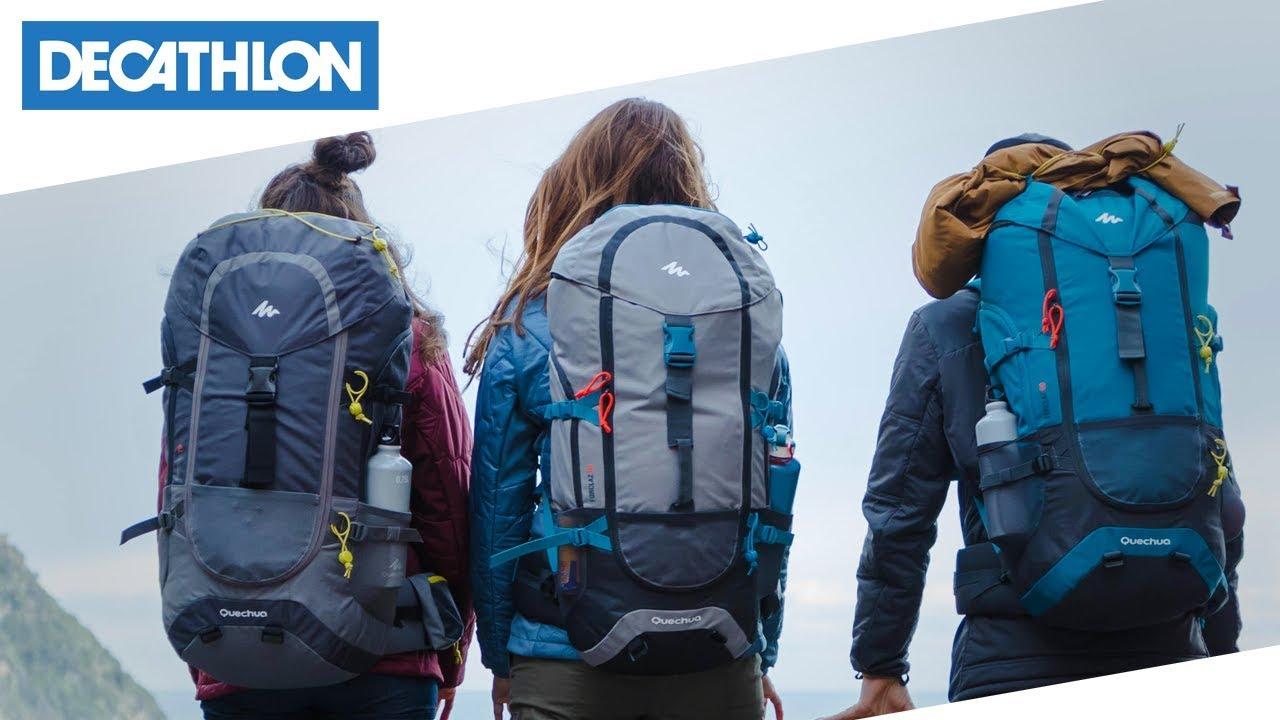 l'atteggiamento migliore e3631 ac93f Zaino da trekking Forclaz 60L Quechua | Decathlon Italia