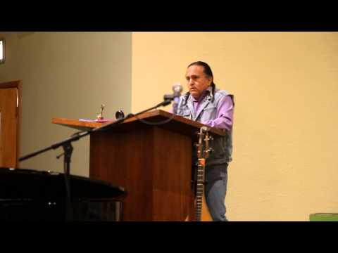 Lummi Elder and Master Carver Jewell James Opening Statement at Totem Pole Benefit
