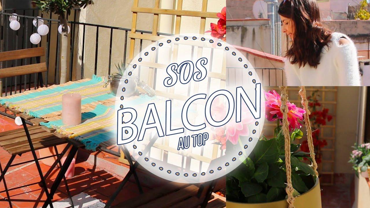 Sos Balcon Au Top Diy Home Staging Et Deco