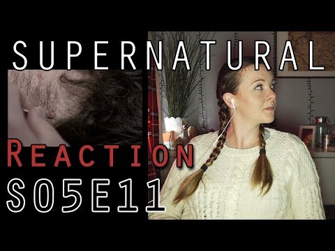 Supernatural Reaction 5x11  DakaraJayne