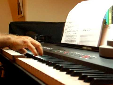Stella By Starlight -  Robert Parker on Piano