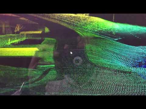 100ft UAV LiDAR scan