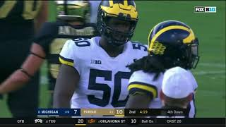 2017 Michigan Defense Highlights
