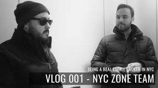 Being A Real Estate Agent in NYC - Vlog 001
