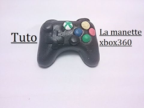 tuto fimo la manette xbox 360 youtube. Black Bedroom Furniture Sets. Home Design Ideas