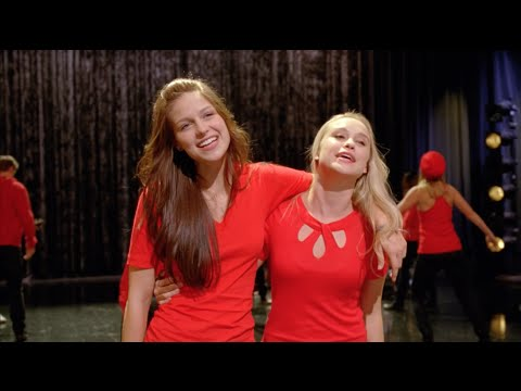 GLEE - Some Nights (Full Performance) HD