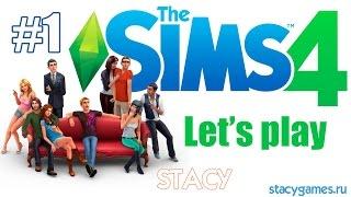 Let's play Sims 4 / Давай играть в Sims 4 (Симс 4) #1 / Создание Персонажа, Пожар / Stacy(Всем привет! В этой серии мы создадим персонажа, построим дом, посадим семена, устроим пожар)) А также в этой..., 2014-09-04T19:28:28.000Z)