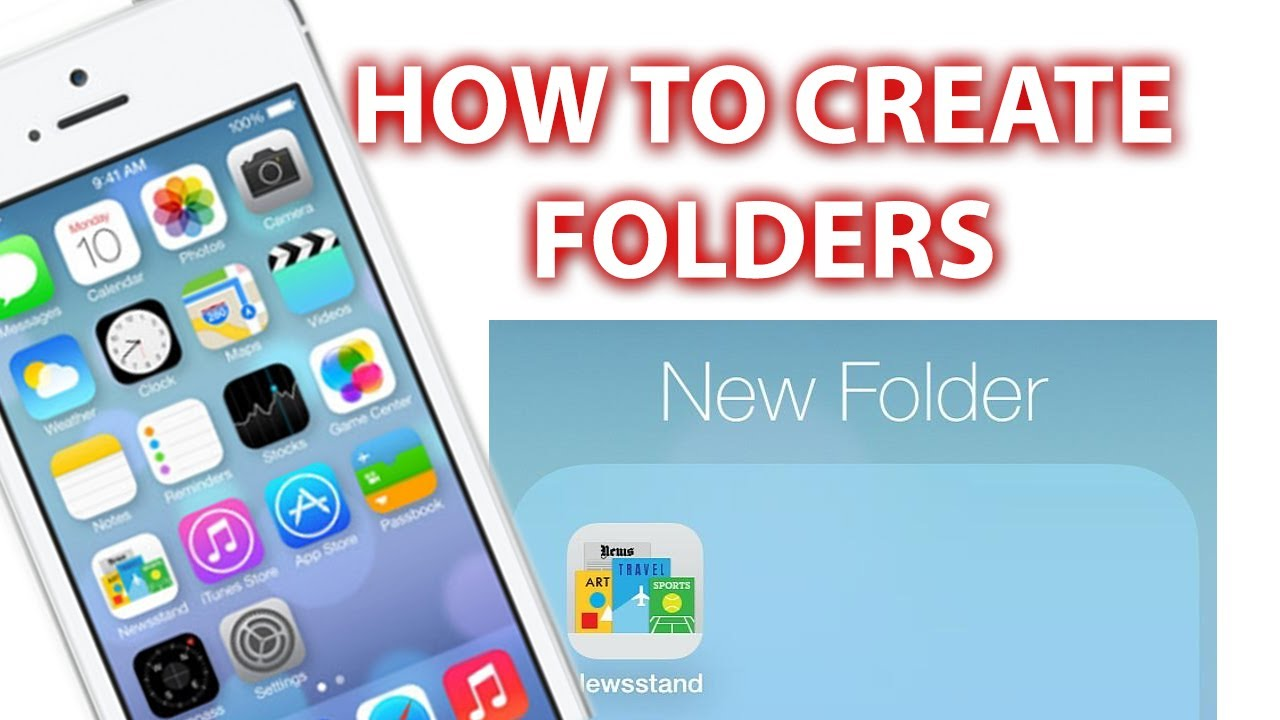 make a folder on iphone how to create folders iphone 5s 5c 6 amp 6 plus and 6476