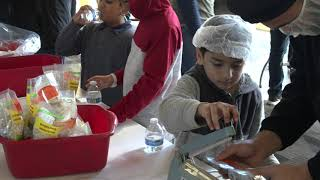 Meal Packing Event at Masroor Mosque VA