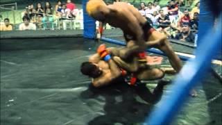 TV Meiaguarda - 4º Beberibe Fight Combat - Thiago Terrorista x Dellano Galo Cego
