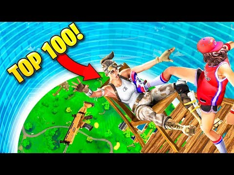 TOP 100 FUNNIEST FAILS IN FORTNITE